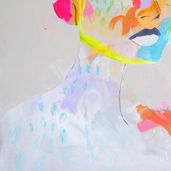 Erin Flannery, Australian artist. via We Are Scout