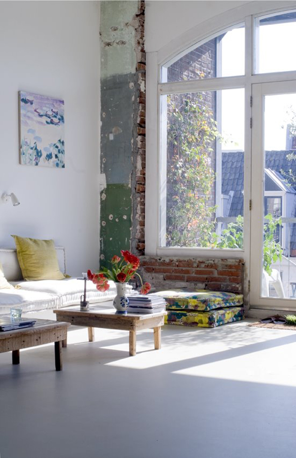 Trend Scout: unfinished and undone walls - We Are Scout