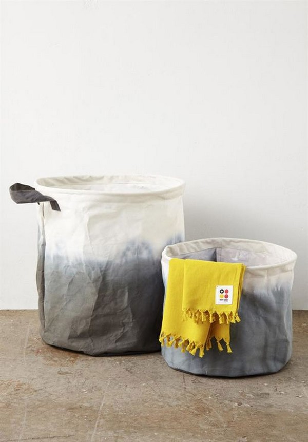 Mark Tuckey for Cotton On Squashy Storage Bags.