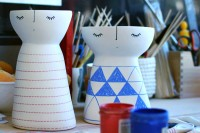 Space to Create: ceramicist Vanessa Holle aka Vanessa Bean