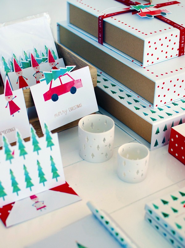 kikki.K Christmas 2015 sneak peek via We Are Scout