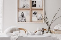 10 incredible ways to decorate your dinner table for a party: Part 4