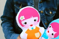 Tutorial: How to Make a Doll Softie