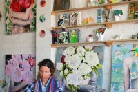 Space to Create: Artist Jessica Watts