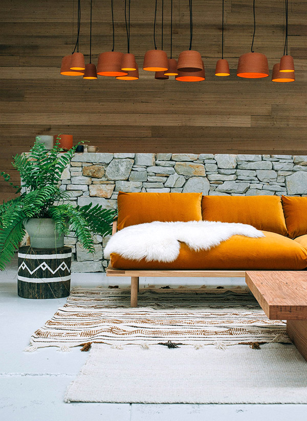 Its All About The Seventies Right Now From Fashion And Accessories Through To Design Homewares Architecture But Rather Than A Slavish Rehash Of Key