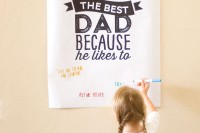 Scouted: 6 Amazing Father's Day Printables