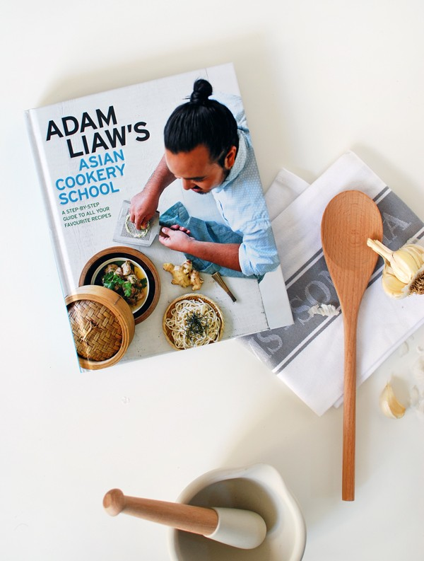 Adam Liaw's Asian Cookery School book launch. Photo Lisa Tilse for We Are Scout.
