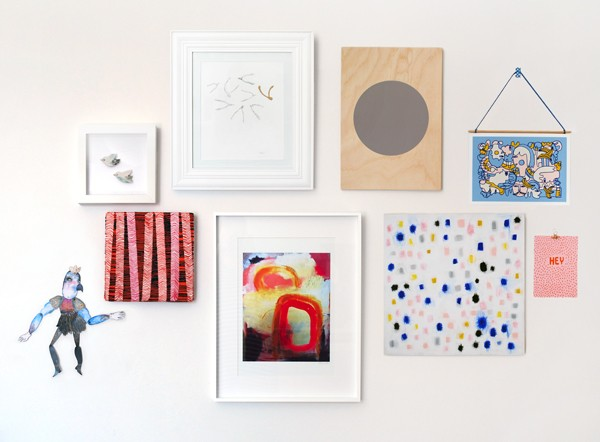 Etsy affordable art - Photo: Lisa Tilse for We Are Scout