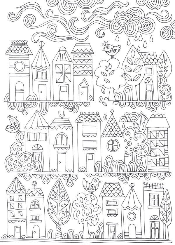 build a poster coloring pages - photo#12