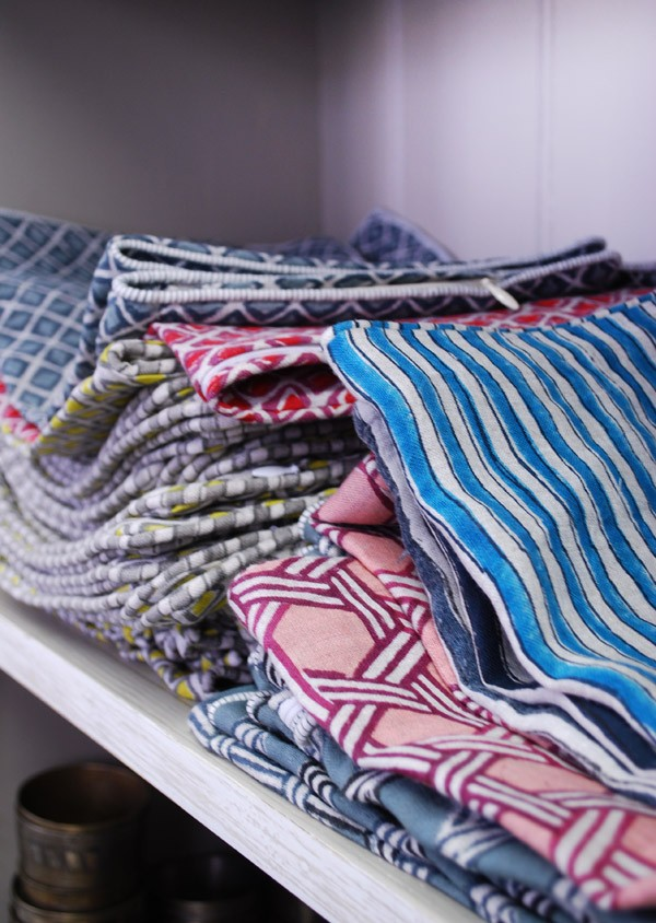 Sydney studio of Walter G textiles. Photo: Lisa Tilse for We Are Scout