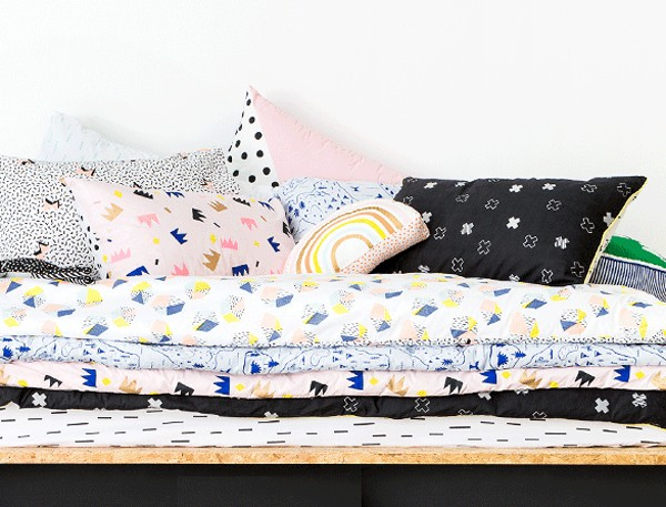New Kids room collection from Cotton on