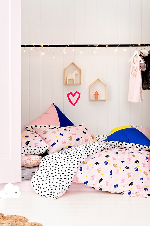Crowning Around Kids room from Cotton on