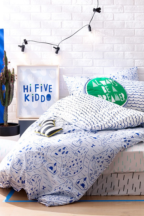Treasure Island Kids room from Cotton on