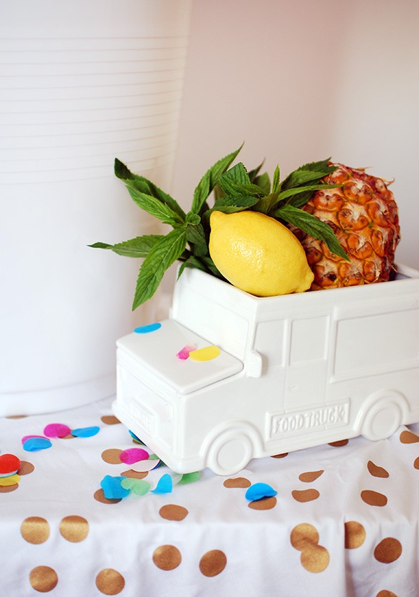 Target Australia's Ice Cream Truck Chip n Dip - perfect for an icecream-themed party.
