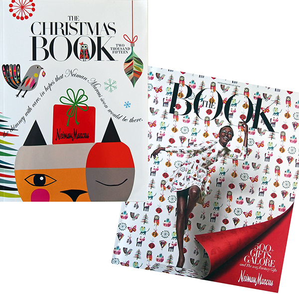 Neiman Marcus Christmas Book.Scouted Inaluxe For Neiman Marcus Holiday Campaign We Are