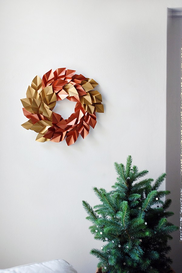 We-Are-Scout_folded-paper-leaf-wreath