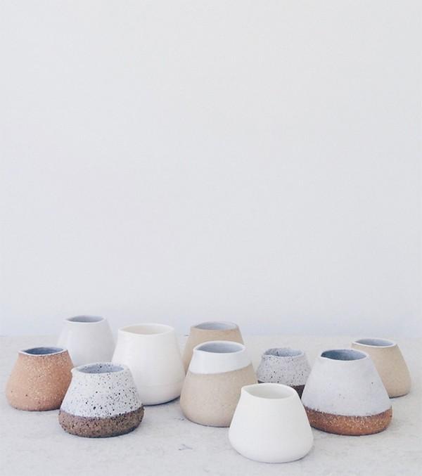 Australian ceramic artists - Dot & Co