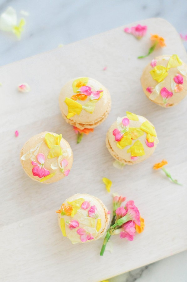 TOP 20 posts on We Are Scout 2015 - edible flowers