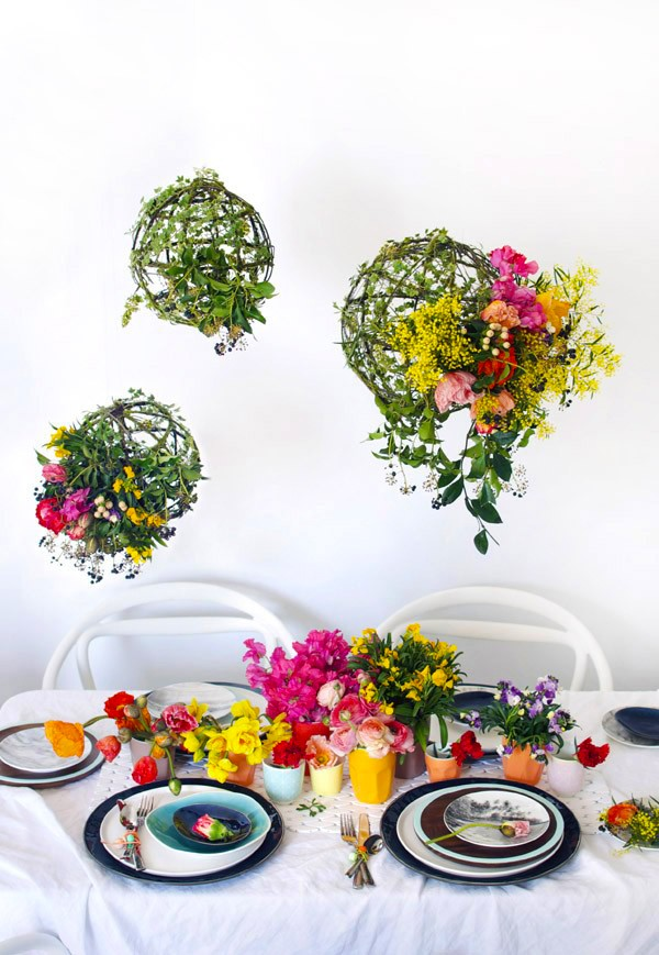 TOP 20 posts on We Are Scout 2015 - over 40 of the best ideas on how to set a table for your next dinner party