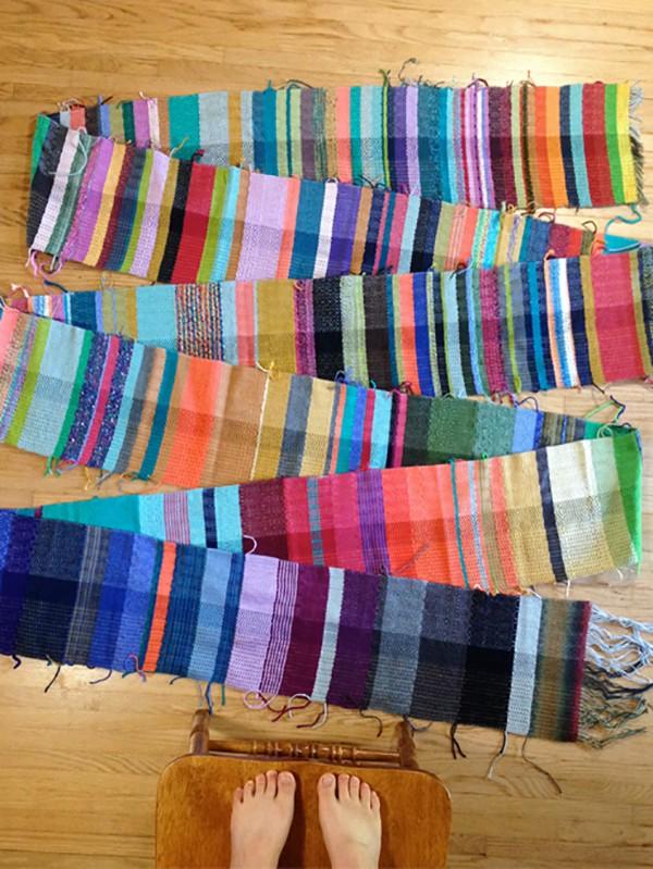 Beautiful weaving - pidge pidge