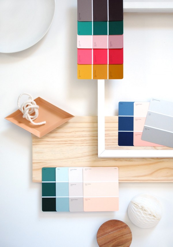 How to choose the right colour and get the walls of your home painted.