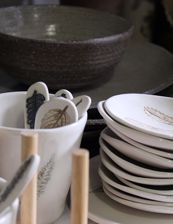 Studio tour with Elke Lucas, Australian ceramicist