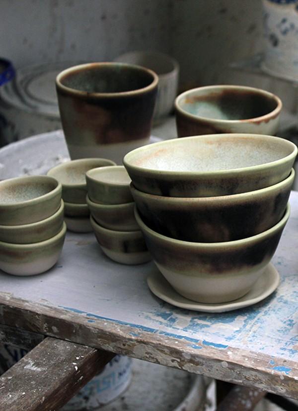 Ceramics by Elke Lucas