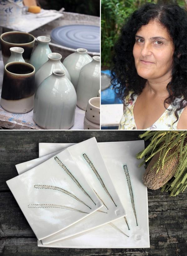 Studio tour with Elke Lucas, Australian ceramicist