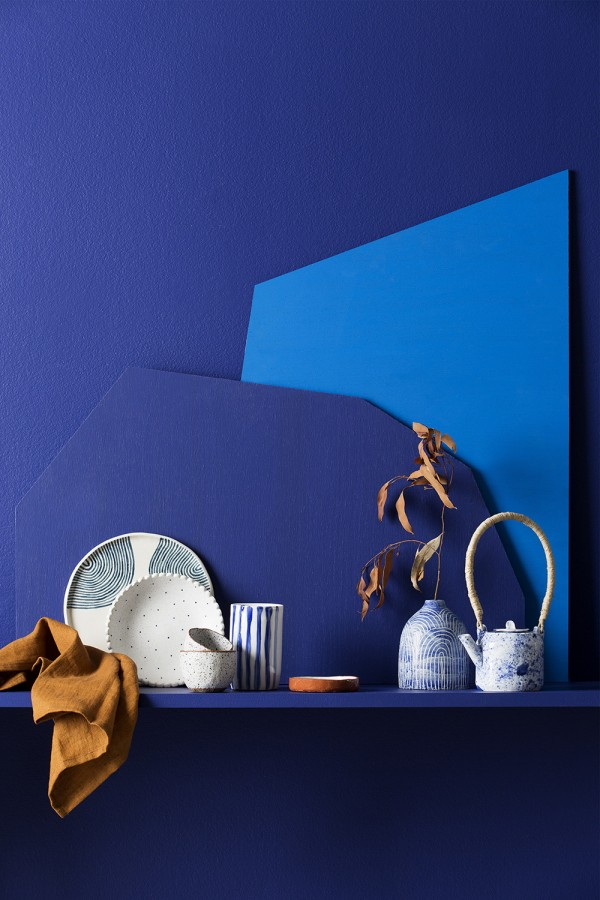 New colour trend system The Colour Library, by Haymes