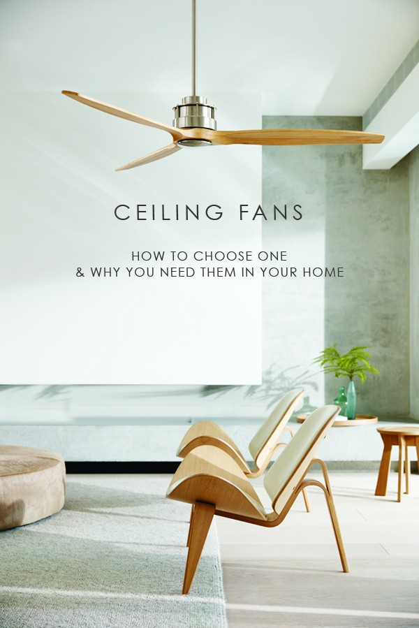 A Guide To Help You Choose The Right Ceiling Fans For Your Home Might