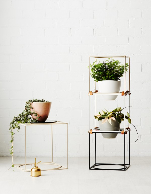 Indoor plant stands by Ivy Muse