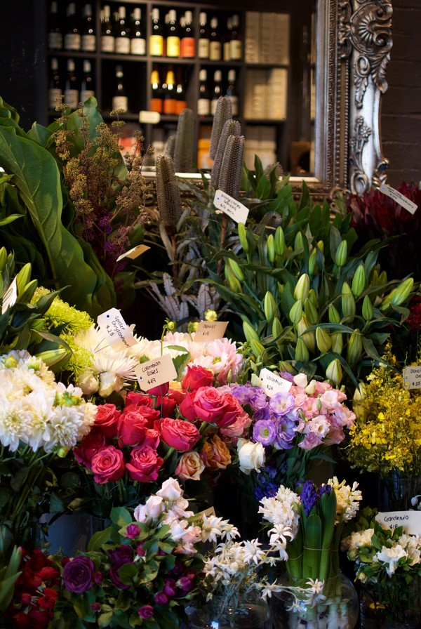 Jodie Mcgregor Flowers - Sydney shop