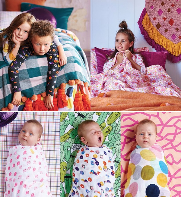 Australian bed linen for kids at it's best.