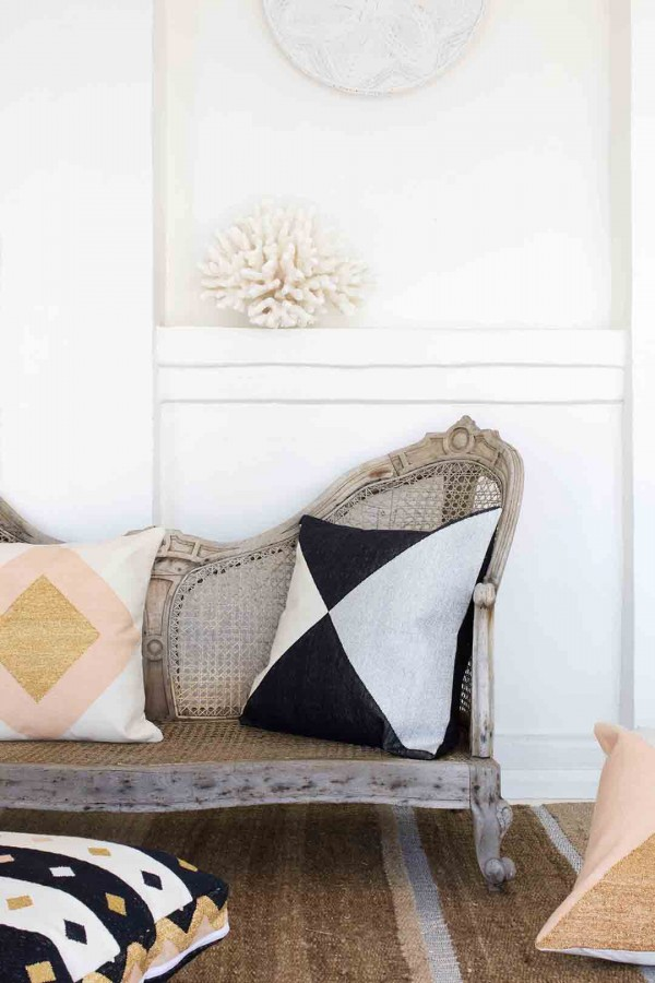 Langdon LTD - Australian homewares. Beautiful geometric cushions