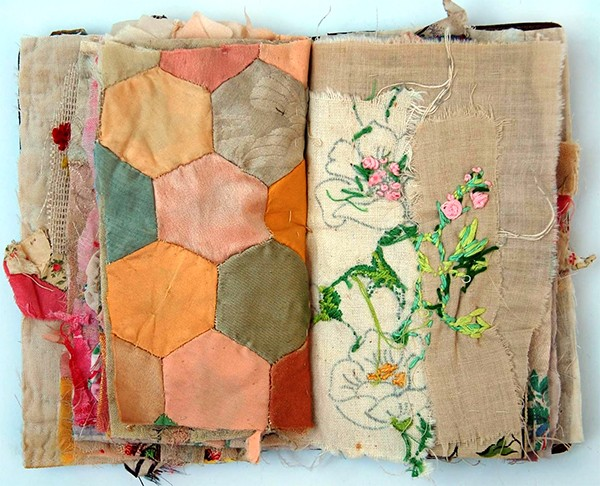 Textile artist Mandy Pattullo 2