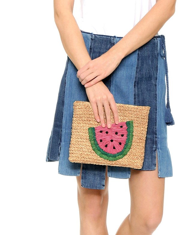 Novelty designer clutch purses add playfulness and personality to your style with whimsy, eccentricity, or just plain street cred.