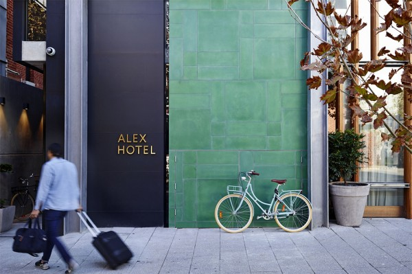 The Alex Hotel, Perth Australia