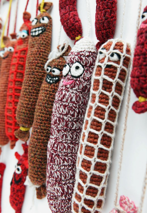 An interview with crochet and textile artist Kate Jenkins