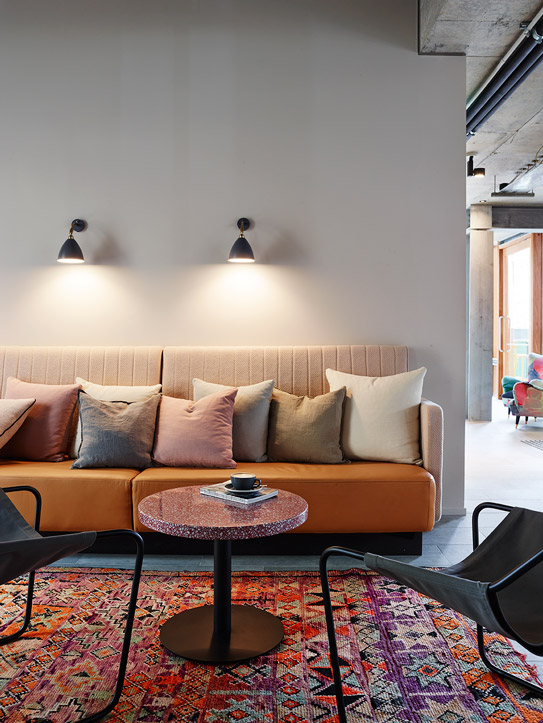 Interiors by Arent & Pyke. Photo: Anson Smart