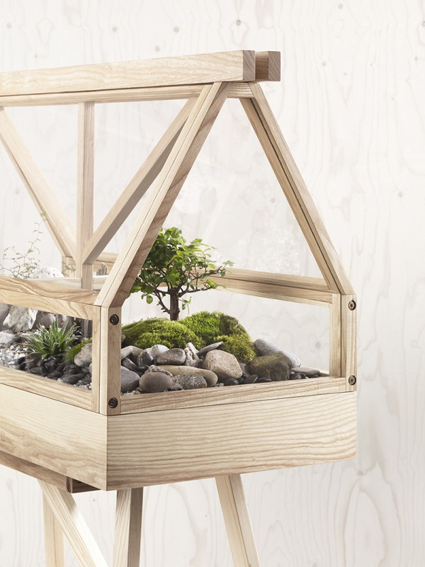 Atelier Two Plus Greenhouse detail