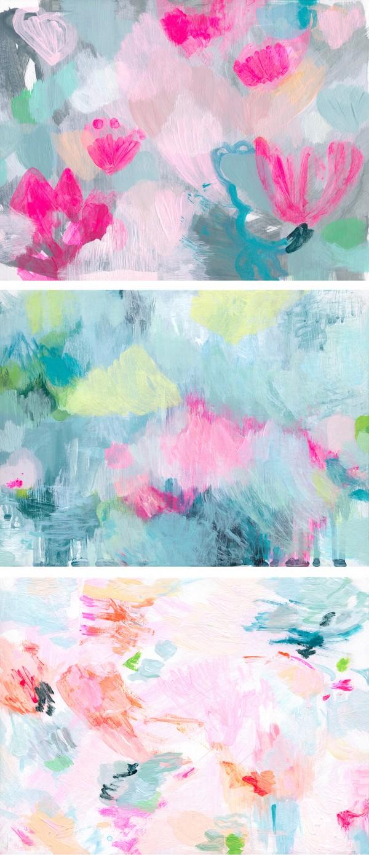 New works by Australian artist Belinda Marshall