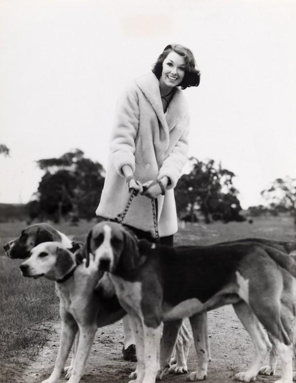 Vintage Australian fashion photography. Henry Talbot- 1960s Fashion Photographer