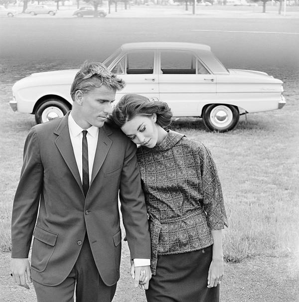 Henry Talbot - Vintage Australian fashion photography for Holden.
