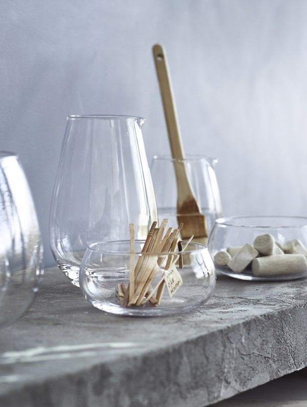 IKEA Viktigk collection glassware