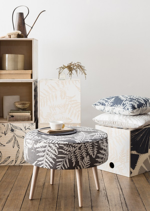 Local & ethical manufacturing is the focus of Ink & Spindle's latest release of textiles and homewares