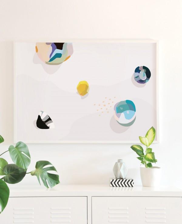 Space to Create interview with Australian digital artist Kimmy Hogan