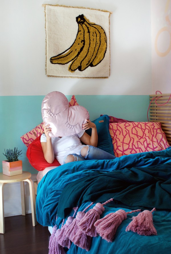 Tiny bedroom makeover: From little girl\'s room to teen retreat - We ...