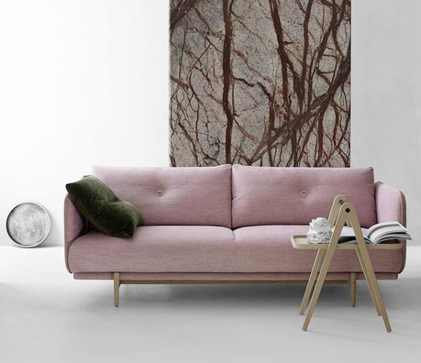 Best pink sofas - 360degrees