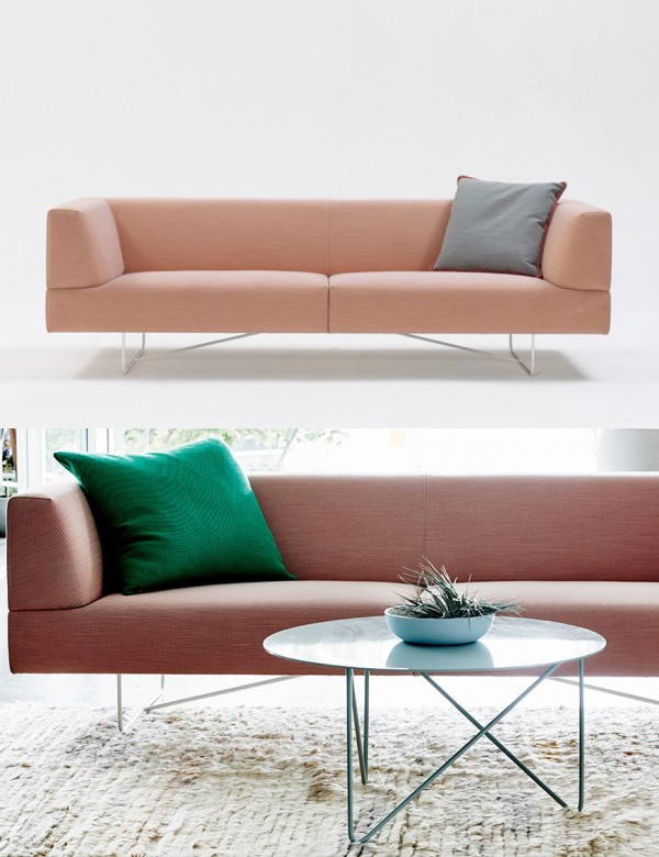 10 of the best pink sofas and where to buy them