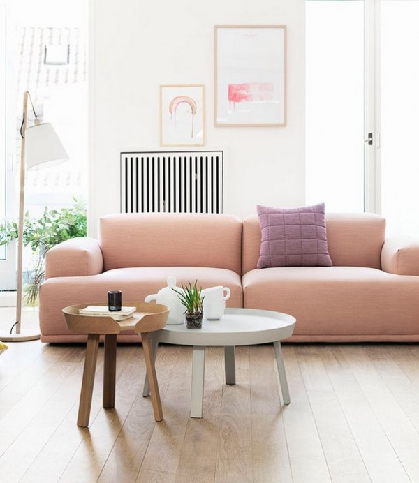 Trend Scout The Soft Pink Sofa 10 Of The Best We Are